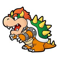 Bowser in Super Mario